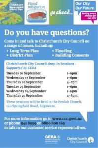 CCC consultation