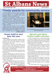 August September St Albans News